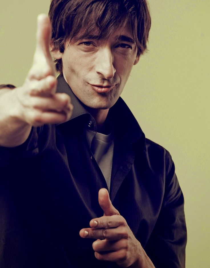 Chatter Busy: Adrien Brody Quotes