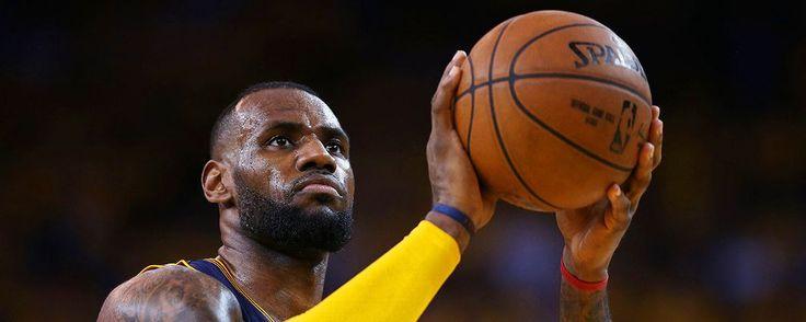 A game ball's road to the NBA Finals NBA Finals  #NBAFinals