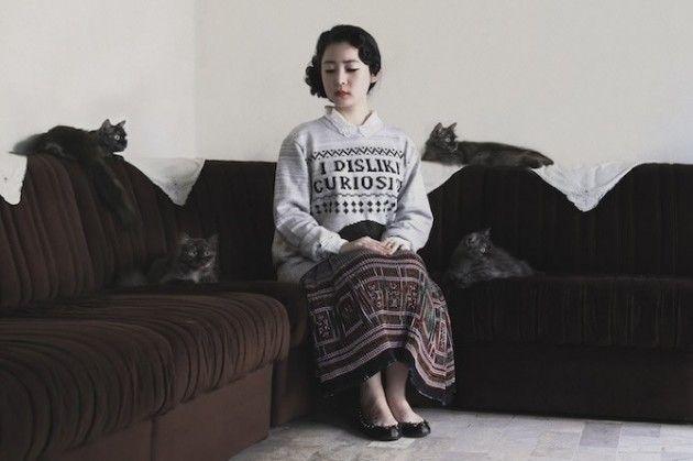 Balletcats gatti da indossare
