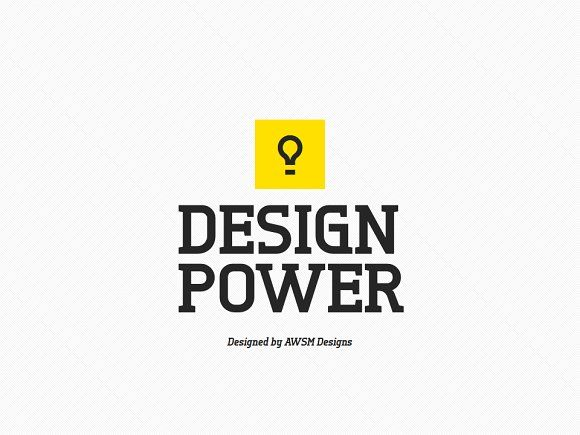 Design Power PowerPoint by Humble Pixels on @creativemarket