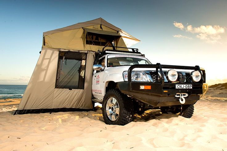 Roof Top Tent with Annex - Tigerz11 , 4WD & Outdoor Products - Australia