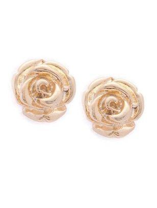Brinco de Rosa Dourado é um acessório delicado e feminino. Pequeno e com detalhe de rosa, essa bijuteria banhada a ouro 18k é ideal para complementar o visual do dia-a-dia e pode ser combinado com pulseiras e colares. Veja mais em: http://hcompras.com/comprar-brinco-de-rosa-dourado-banhado-ouro-18k-codigo-1340/