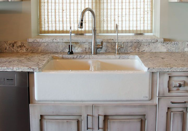 Biscuit Farmhouse Sink Farmhouse Sink