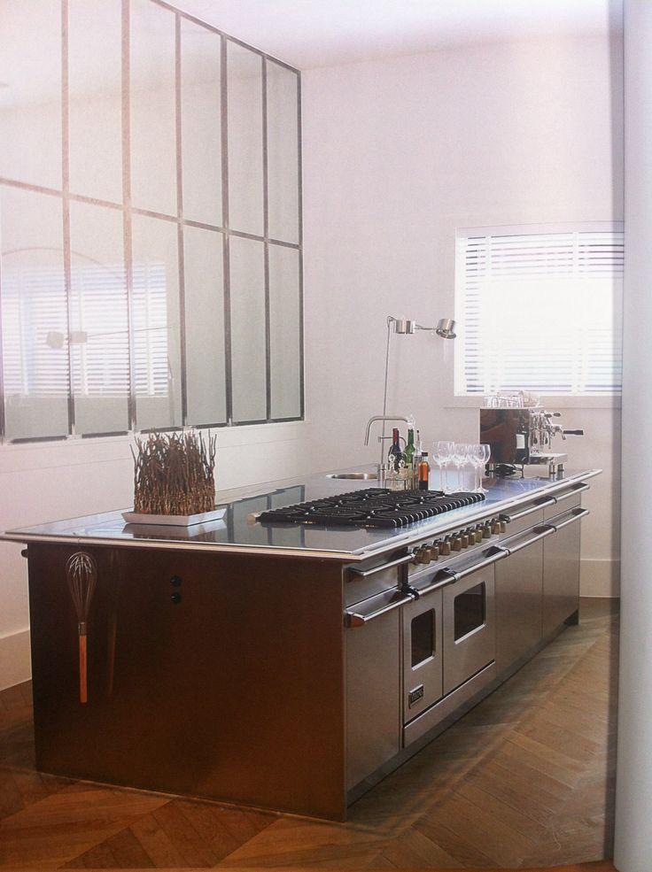 Viking by arjan lodder keukens kitchen inspirations for Viking kitchen designs