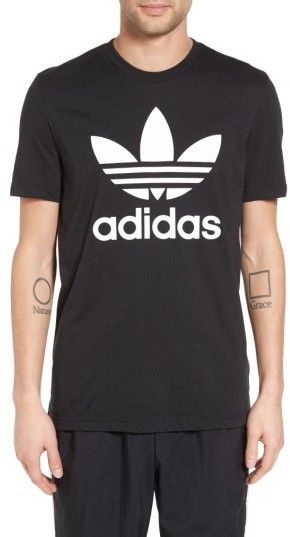 8c45f1e877c adidas Men s Trefoil Graphic T-Shirt