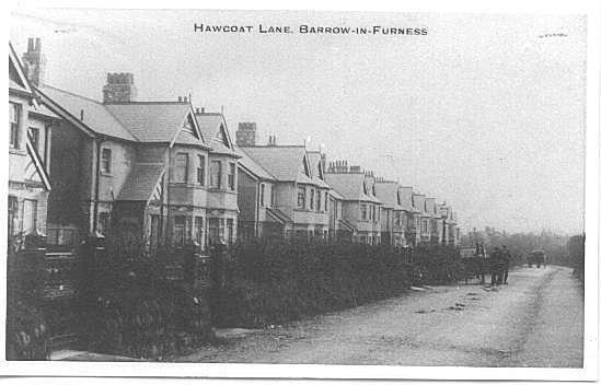 hawcoat lane pre 1929