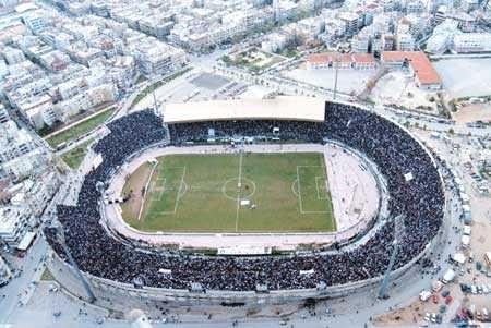#Toumba Stadium
