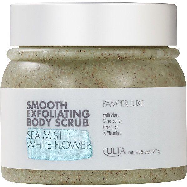 OMG. Gotta have this: ULTA Luxe Smooth Exfoliating Body Scrub