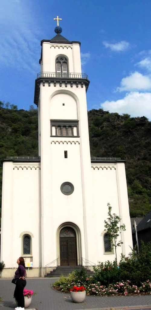 Sankt Goar, Germany.  Go to www.YourTravelVideos.com or just click on photo for home videos and much more on sites like this.