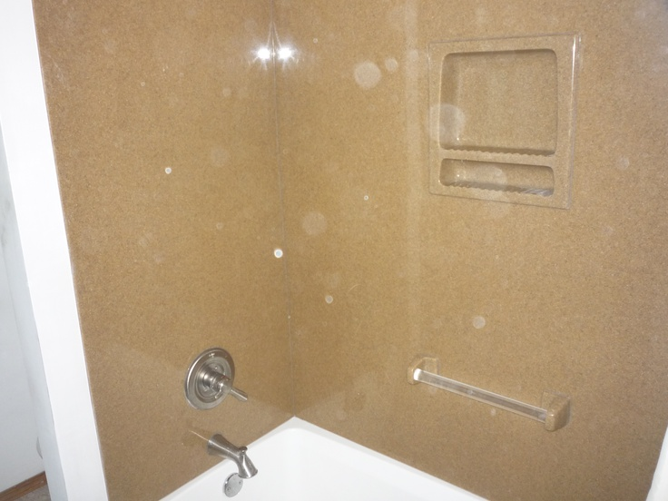 Onyx Shower Surround With Fiberglass Tub Butler Home