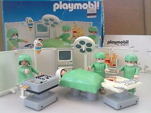 Playmobil Hospital Set Google Search Childhood Toys
