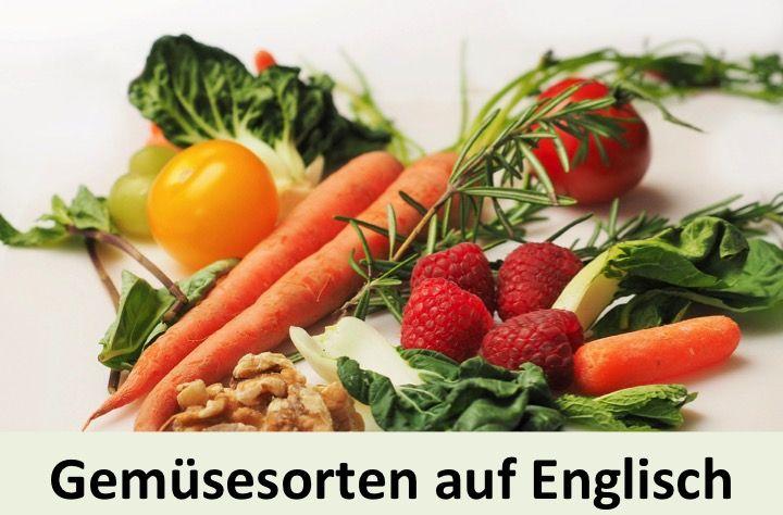 Die häufigsten Gemüsesorten auf Englisch. Englisch Wortschatz erweitern. Englisch Vokabeln lernen. Englisch verbessern und auffrischen. Englisch kostenlos online lernen. Gemüse auf Englisch. Alltagsenglisch.