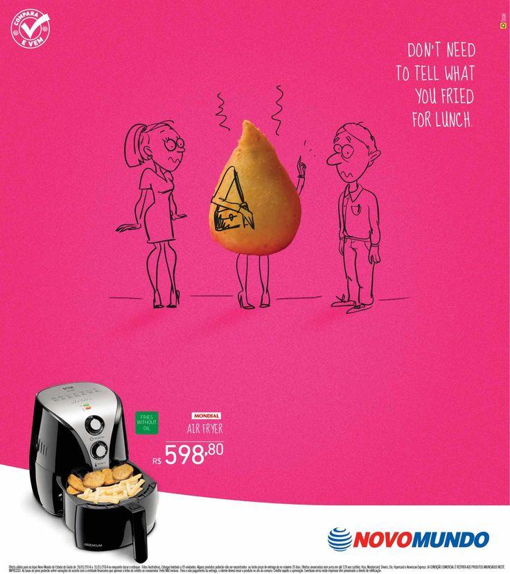 Novo Mundo: Smell of grease, 1