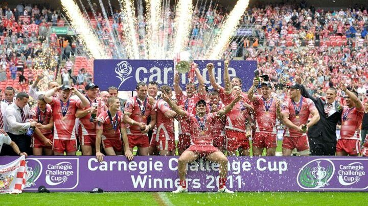 Challenge cup winners 2011