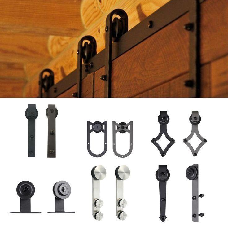 17 best ideas about sliding barn door hardware on for 10 ft sliding door