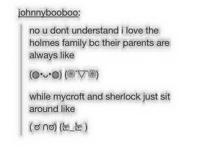 I really want to know which is mycroft and which is Sherlock <- the one on the left is obviously Mycroft