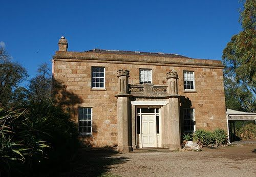 Drovers Run - The mansion