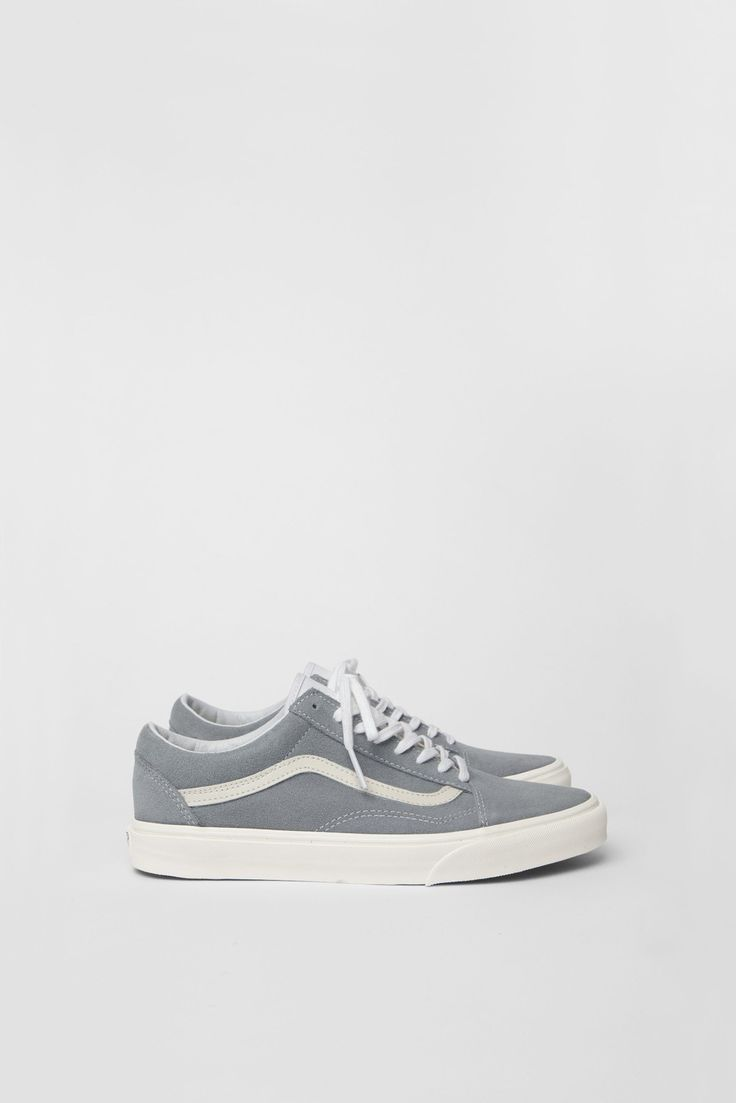 Vans Old Skool Vintage via PLUS PAST. Click on the image to see more! #vans #old #skool