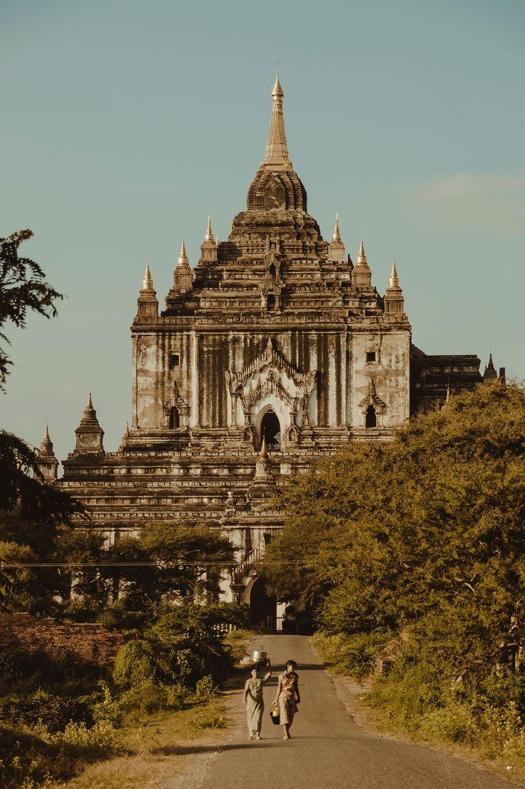 Tempels kijken op je huwelijksreis? Kijk eens naar Myanmar! Foto: Nicole Kolkman Photography