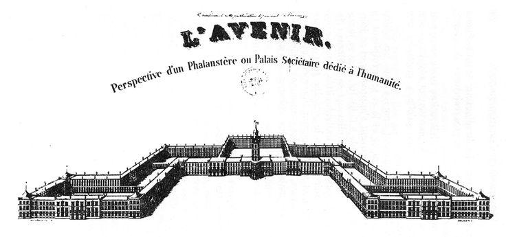 Phalanstère - Phalanstère — Wikipédia