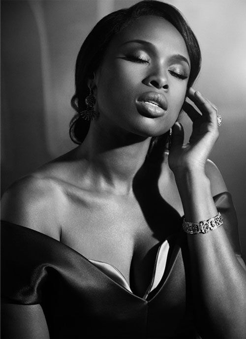 Stunning photo of Jennifer Hudson
