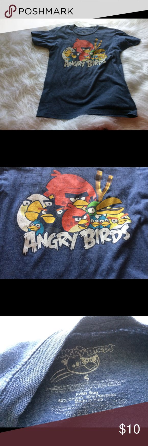 Angry Birds T-shirt Angry birds Tee. Size S. Shirts Tees - Short Sleeve