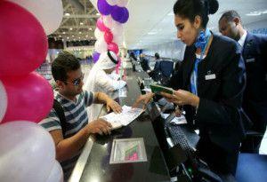 Dubai's AL Maktoum International Airport Takes Off With Its First 100 Passengers - http://www.reachingoutmba.com/dubais-al-maktoum-international-airport-takes-off-with-its-first-100-passengers/