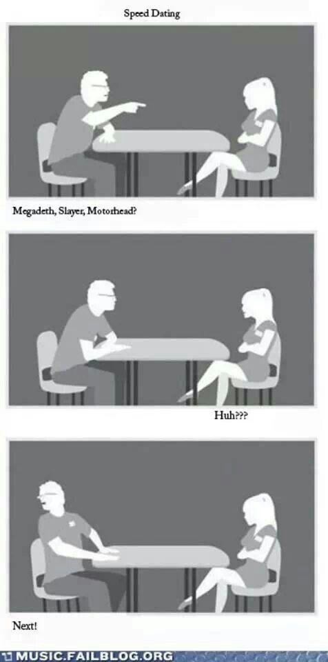 Speed dating dc