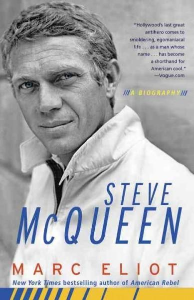 Steve McQueen is one of Americas legendary movie stars best known for his hugely successful film career in classics such as The Magnificent Seven, The Great Escape, The Thomas Crown Affair, Bullitt, a