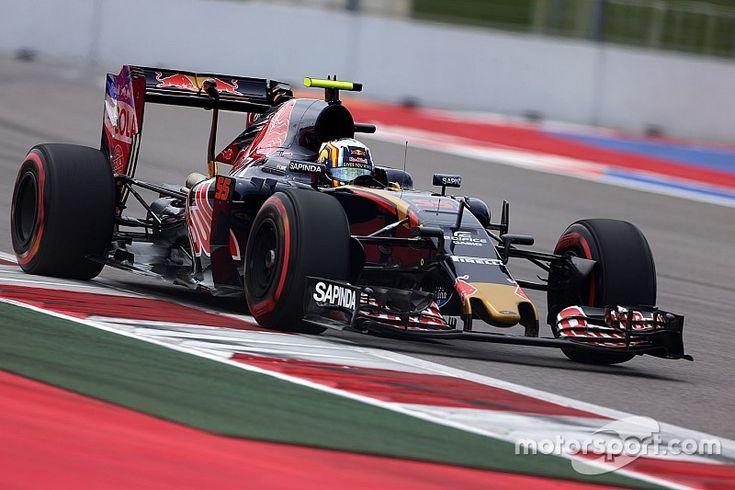 Otello Valenti, responsable des ressources humaines de l'équipe Toro Rosso, décrit le challenge représenté par le fait de faire déménager du personnel qualifié pour un CDD ultra compacté...