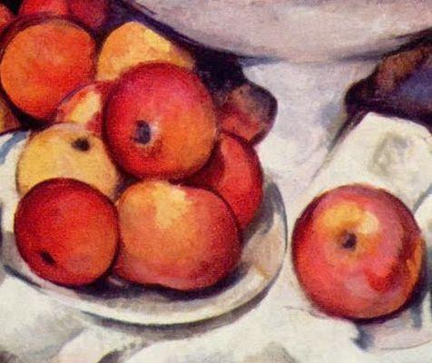 essay about paul cezanne apples