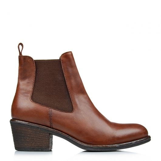 YARLIE CASUAL ANKLE BOOTS