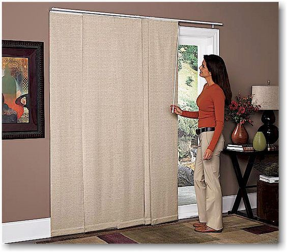 Sliding Glass Doors With Built In Blinds: 17 Best Ideas About Patio Door Blinds On Pinterest