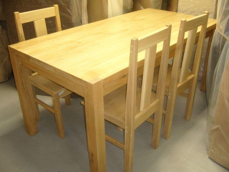 stůl dub vložený nohy