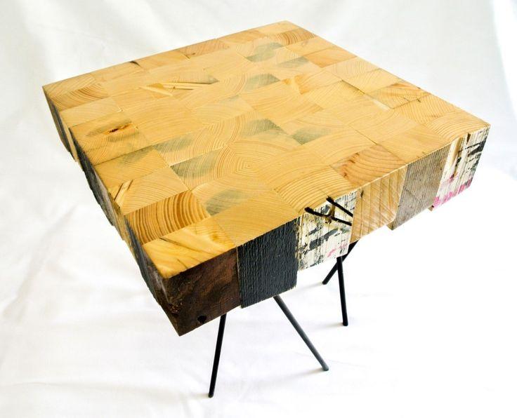 Table basse Aragne par Pièce Manquante
