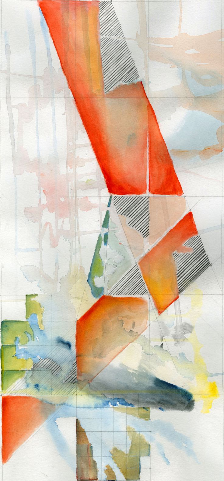 """Diana C Duran, USF School of Architecture, Class of 2013 Master Project I: """"Reciprocity Analysis II"""" - Fall 2012, Prof. Steve Cooke An investigation of the reciprocity forces between architecture and culture."""