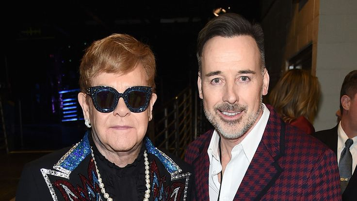 David Furnish Talks This Year's Elton John Oscar Party and the Rocket Man's Retirement Plans