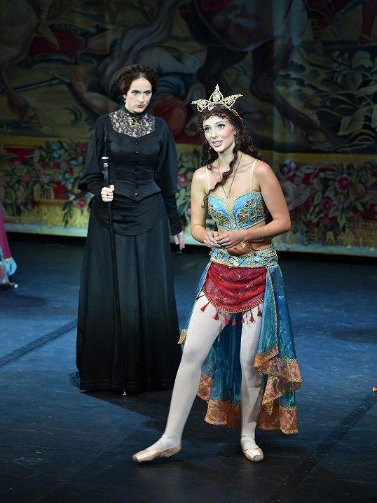 Prague Czech Republic -  Fantom Opery: Think of me (2014)
