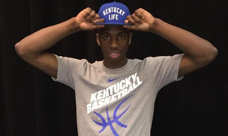 Hamidou Diallo will suit up for the University of Kentucky Wildcats for the 2017-18 basketball season. The top-ranked shooting guard in the 2017 recruiti