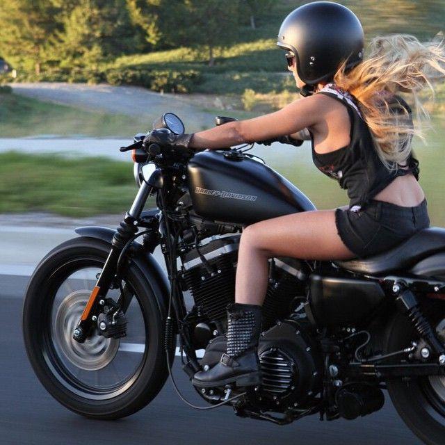 Porn free motorcycle mamas