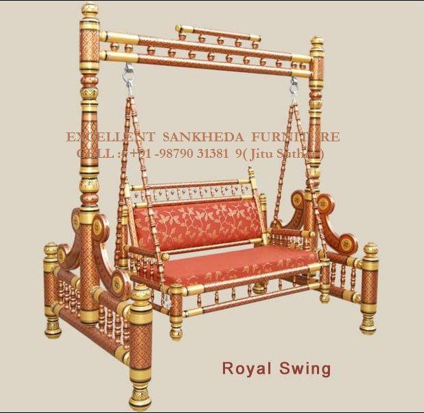 Royal Swing ( copper & gold )