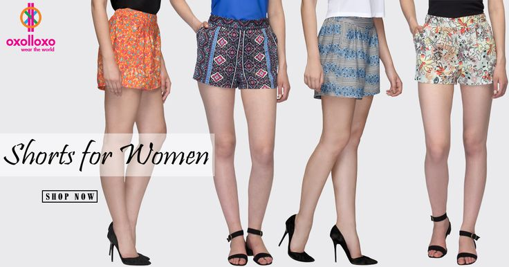 New arrival clothes for women, now stylish trendy shorts on oxolloxo. Buy online women printed short, floral short and women brown short india. COD available.Get more in collection, visit at http://www.oxolloxo.com/new-arrivals-clothes/women/shorts.html   http://www.oxolloxo.com/new-arrivals-clothes/women.html  Stay connected with us! Like or follow us on any of the following:-  https://twitter.com/oxolloxofashion https://www.facebook.com/oxolloxo…