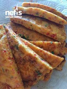 Sabah Kahvaltısı İçin Mütiş Omlet Böreği