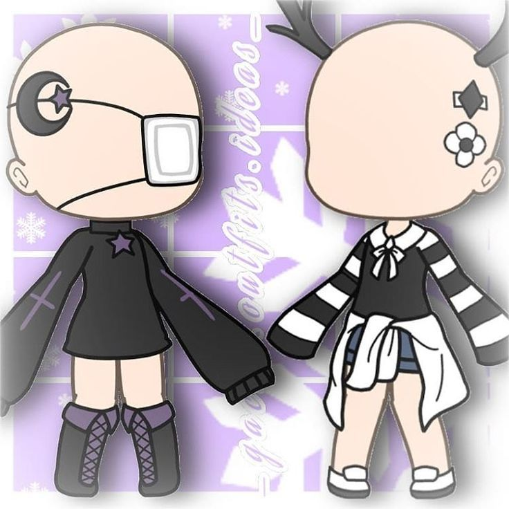 Hairstyles Gacha Life Girl In 2020 Cute Anime Character Bad Girl Outfits Character Outfits
