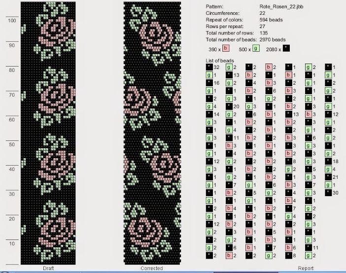 Patrones para tejer flagelos-shnurikov 16   biser.info - todo sobre cuentas y obras de cuentas
