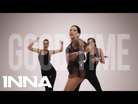 (2) INNA - Good Time (feat. Pitbull) | Lyrics Video - YouTube