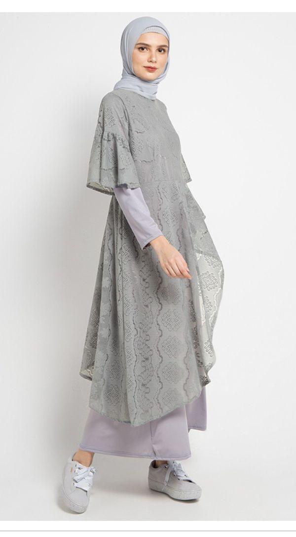 Lidya Dress Muslim In 2019 Busana Muslim Remaja Kebaya Hijab