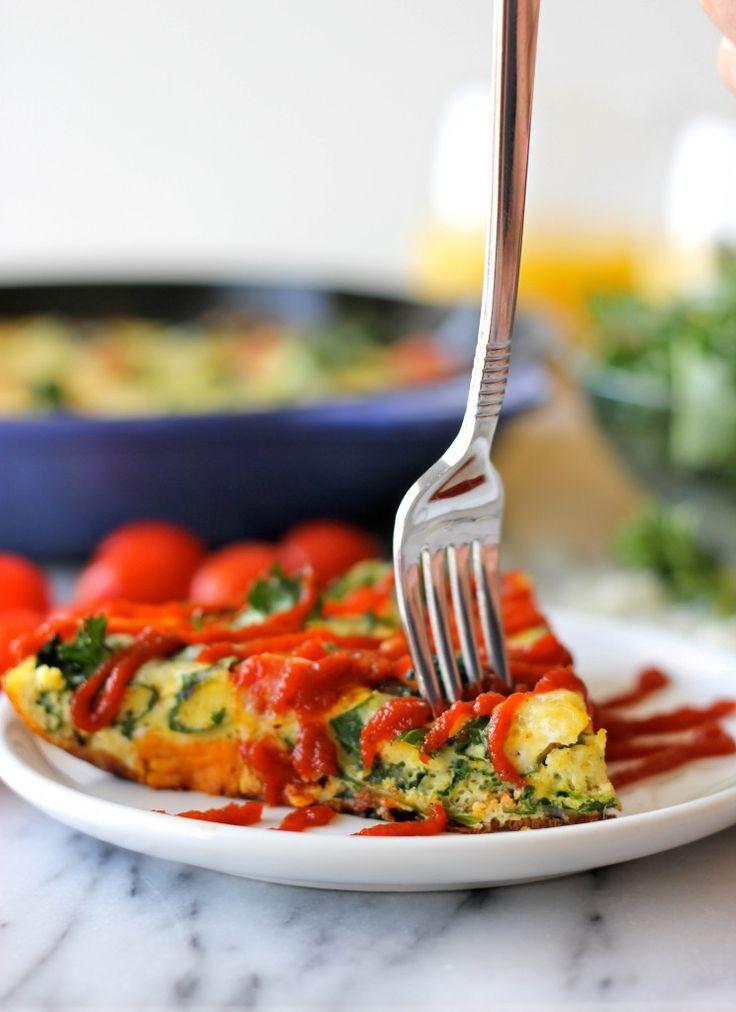 1000+ ideas about Kale Frittata on Pinterest | Healthy ...