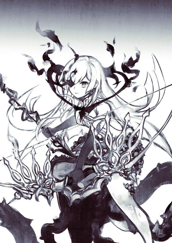 みはる On In 2019 Anime Girl シノアリス スノウ アリス