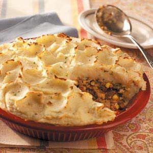 Shepherd's Pie for St. Patrick's Day or any day!